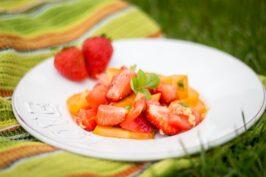 letnie sałatki