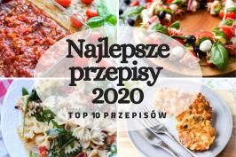 NAJLEPSZE PRZEPISY 2020